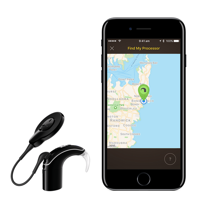Apple and Cochlear Make Strides in Hearing Aid iPhone